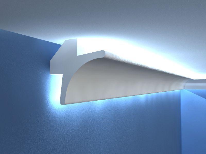 LED Stuckleiste LO-25 - Moje Blog