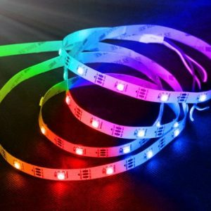 150 RGB LED-Strip 5m